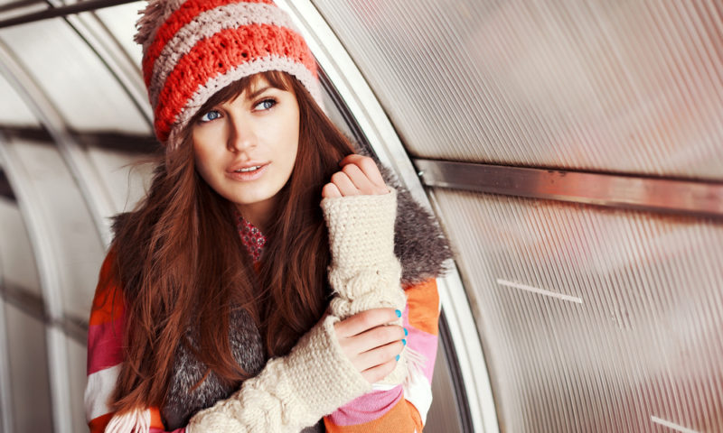 Natural Beauty Tips for Cold Winter Weather