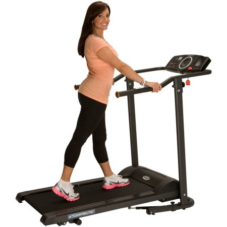 Exerpeutic TF1000 Ultra High Capacity Electric Treadmill with 400 lb Weight Capacity $320 was $550