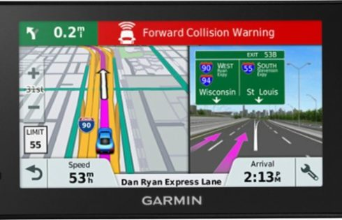 Garmin – DriveAssist 51 LMT-S 5″ GPS with Built-In Camera and Bluetooth $249 was $299