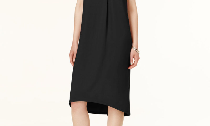 Bar III High-Low Shift Dress for $16 from $70