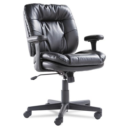 OIF Black Tilt Chair for $92.94 from $126.00