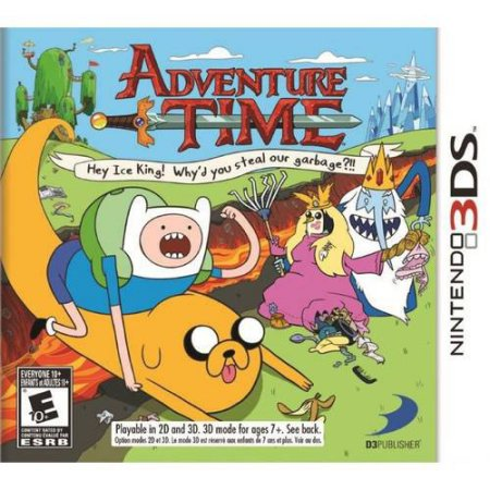 Adventure Time Ice Kings (Nintendo 3DS) $8 was $15