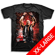 WWE 2K16 T-Shirt – XXL for $0.13