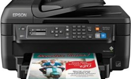 Epson WorkForce WF-2750 All-in-One Wireless Color Printer/Copier/Scanner/Fax Machine $59 was $100