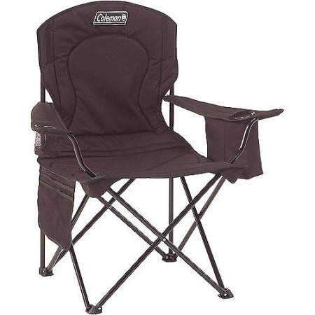 Coleman Oversized Quad Chair with Cooler Pouch $17 was $35