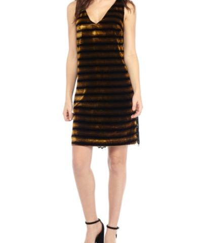 French Connection French Connection EMMA STRIPE DRESS $70 was $138