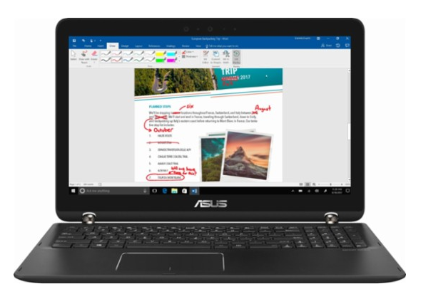 Asus 15.6″ 4K Ultra HD Touch-Screen Laptop  i7 16GB Memory 2TB HDD + 512GB SSD $1000 was $1400