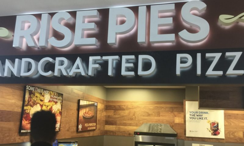 Rise pies Handcrafted Pizza Restaurant