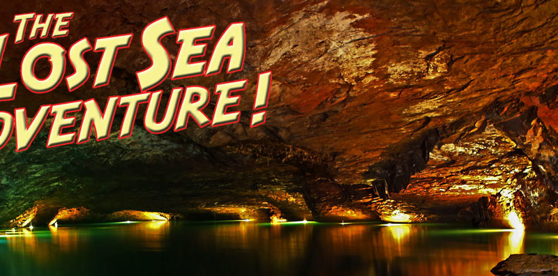 attraction in Tennessee – lost sea
