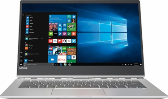 Lenovo – Star Wars Special Edition Yoga 920 2-in-1 13.9″ 4K UltraHD Touch-Screen Laptop – Intel Core i7 – 16GB Memory – 512GB SSD $1299 after $400 off