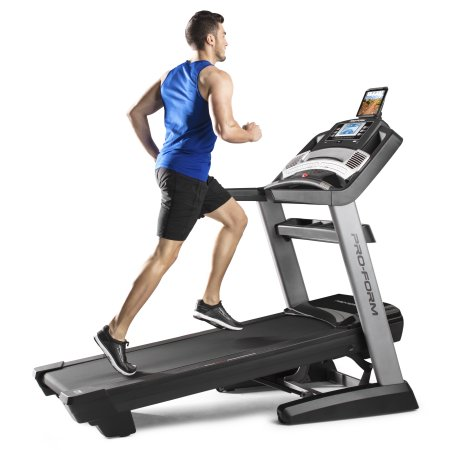 ProForm Performance 1800i Treadmill, 3.5CHP Motor with Auto Incline/Decline $900 was $1500