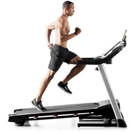 ProForm 905 CST Treadmill with 5″ Display, EKG HR monitor/Wireless Chest Strap $590 was $1000