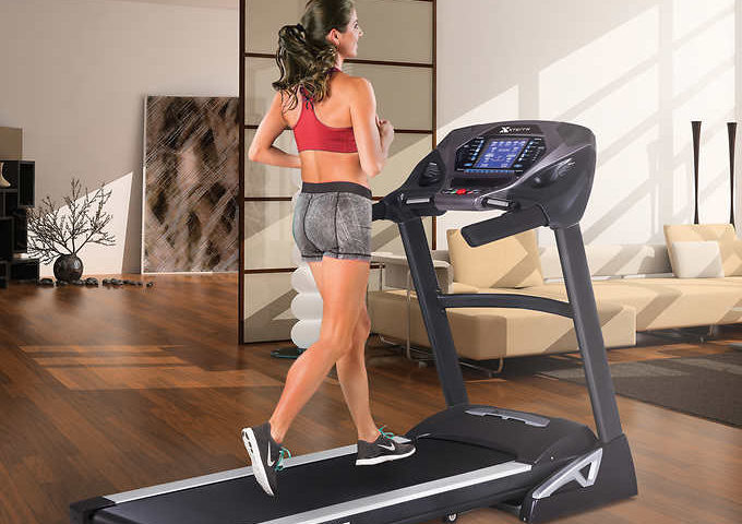 XTERRA TR700 Treadmill $1400 after $400 off