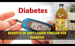 vinegar to control diabetes