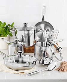$9.99 after $10 Mail in Rebate Tools of the Trade 8qt Casserole, Set of 3 Frys and Crux 10″ fry (Double Sub)