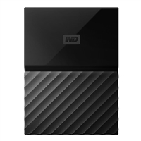WD 2TB 5,400 RPM USB 3.0 Portable External Hard Drive for Mac $75 was $109