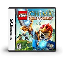 Lego Legends Of Chima: Leval's Journey (DS) $1.38 was $15