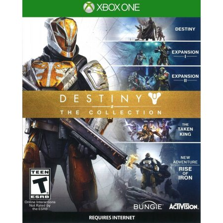 Destiny The Collection (Xbox One) Activision $27 was $60