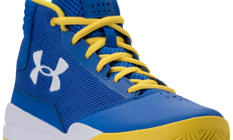Under Armour Big Boys' Jet 2017 Basketball Sneakers from Finish Line $30