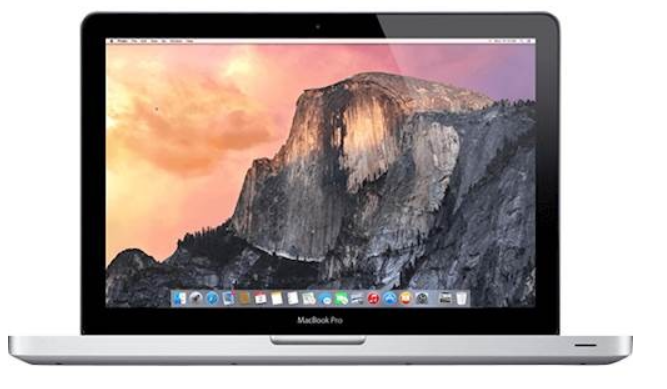 Apple – Macbook Pro® 15.4″ Pre-owned Laptop – Intel Core i7 – 8GB Memory – 256GB Solid State Drive – Silver $999