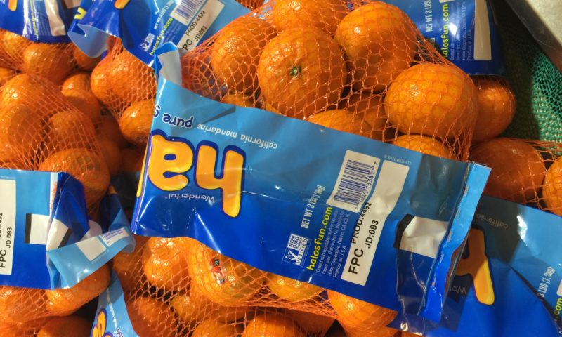 Clementine 3lbs/bag $3.99