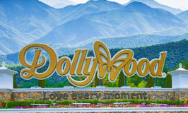 dollywood a theme park in tennesse