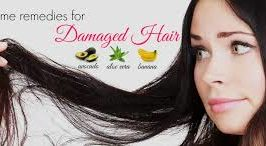 DIY Hair pack for damaged hair