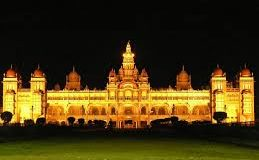Lalitha Mahal  city of Mysore in the Indian state of Karnataka.