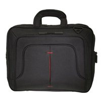 Eco Style Tech Pro TopLoad Checkpoint Friendly Laptop Briefcase Fits Screens up to 16.1″ 60% off