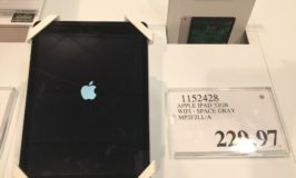 Ipad deal in local costco store