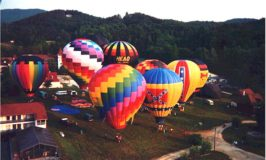 Atlantic Balloon Race & Festival in Helen GA May 31, June 1 & 2