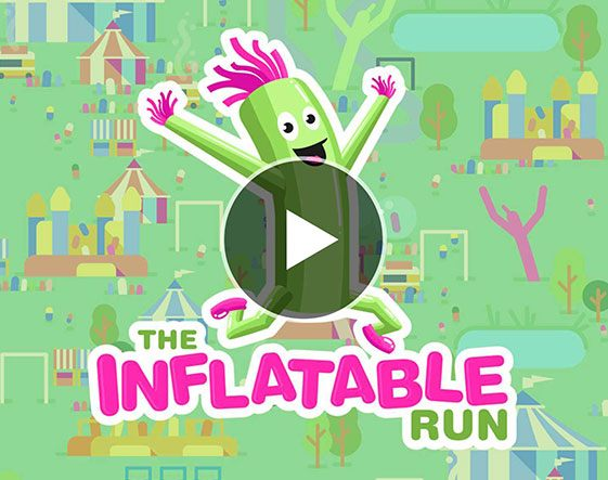 The Inflatable Run & Festival Atlanta May 12