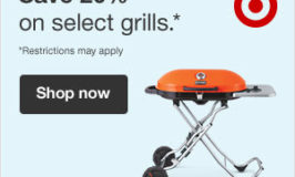 Save 20% On Grills.