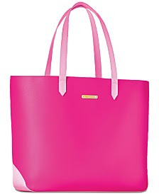 Receive a FREE Tote Bag with any large spray purchase from the Juicy Couture fragrance collection