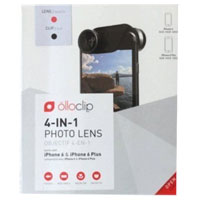 OlloClip 4-In-1 Photo Lens for iPhone 6 and iPhone 6 Plus $30