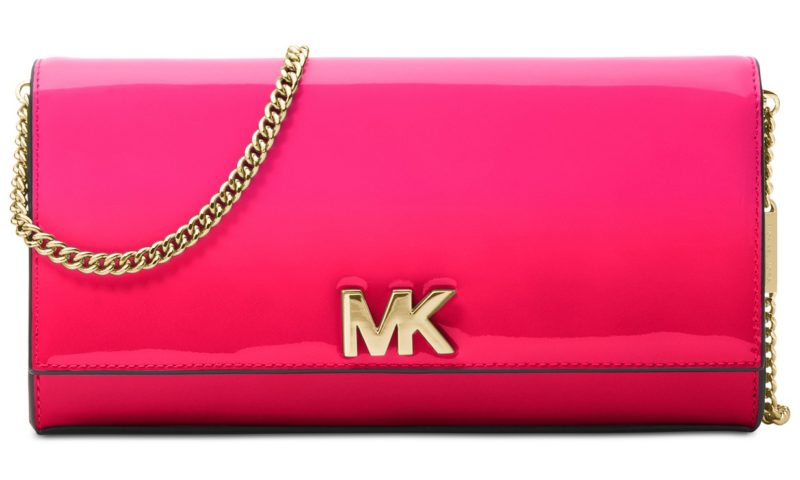 Michael Kors Mott Large East West Clutch 50% Off