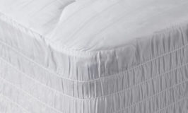 Biltmore® Damask Stripe Mattress Pad for $64 from $100