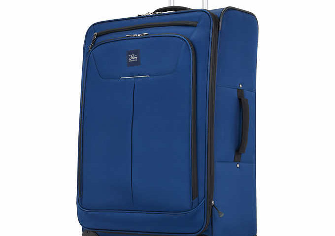 Skyway Montclair 28″ Softside Checked Piece $49 Costco