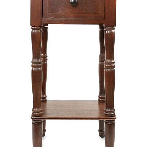 Patton Picture Simplify One Drawer Square Accent Table for $122 from $175