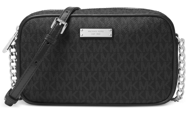 Michael Kors Signature Jet Set Item East West Crossbody  40% Off