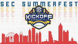 SEC Summerfest July15 – Centennial Olympic Park Atlanta