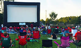 Free movie at Newton Park – Johnscreek GA