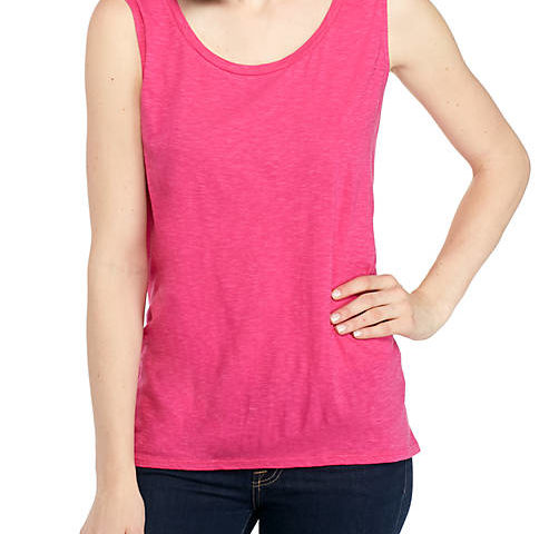 New Directions® Slub Tank for $7 from $24
