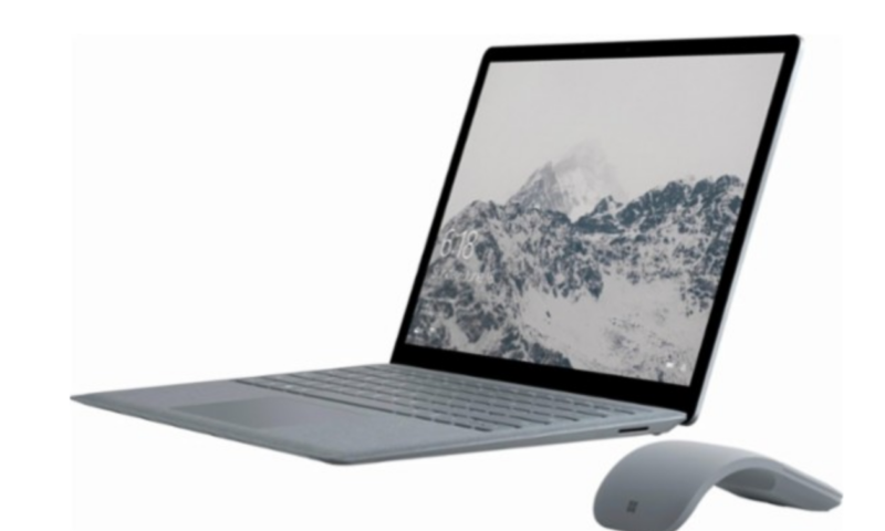 Microsoft – Surface Laptop – 13.5″ – Intel Core i5 – 4GB Memory – 128GB Solid State Drive – With Mouse – Platinum $500 Off