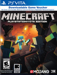 Minecraft: PlayStation Vita Edition for $2 from $6