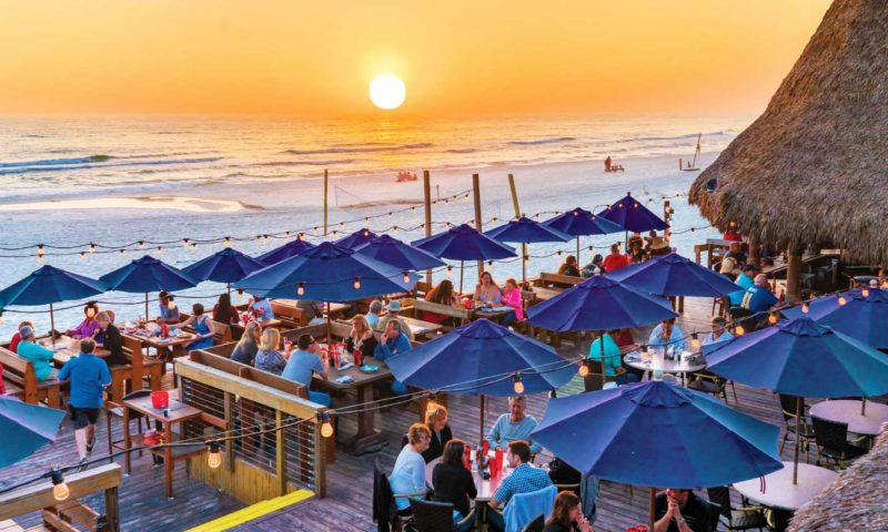 Sharky's – Beachfront Restaurant in Panama City Beach, FL