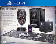 Dishonored 2 Premium Collector's Edition PS4 $29.97