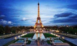 The Eiffel Tower – Paris,France