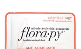 Anti-Aging Sheet Mask – Calendula Sage 50% Off