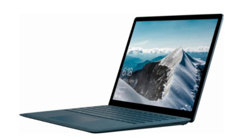 """Microsoft  Surface Laptop 13.5"""" Touchscreen Intel Core i5 8GB Memory 256GB Solid State Drive $300 Off"""